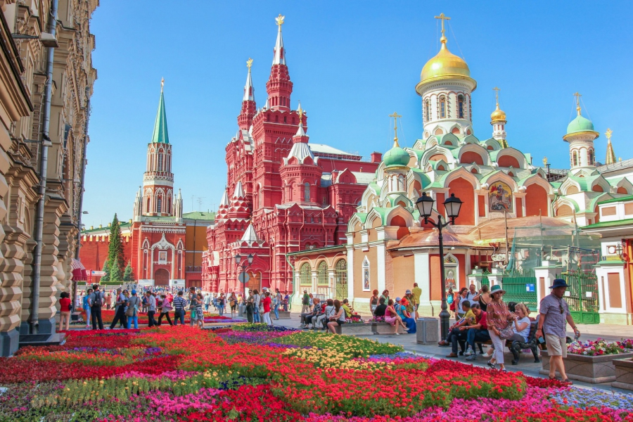 Tendency In Russian Tourism For 10